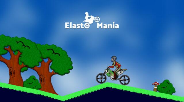 Elasto Mania Banner