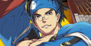Guilty Gear Strive Anji Mito Banner