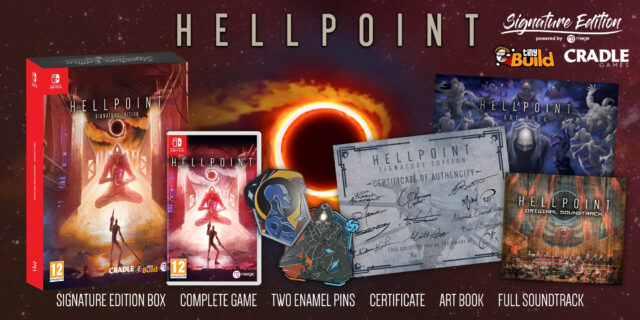 Hellpoint Switch Signature Edition