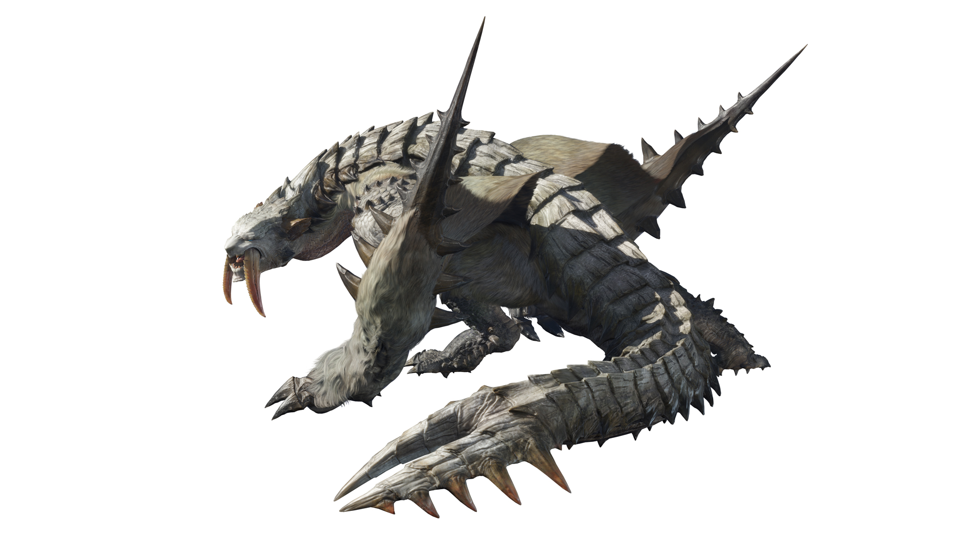 Monster Hunter Rise Render 11