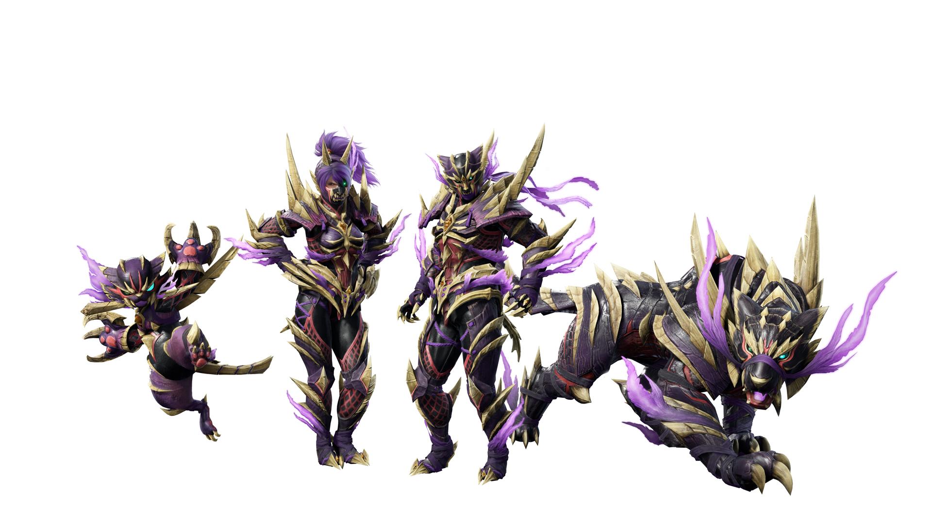 Monster Hunter Rise Render 2