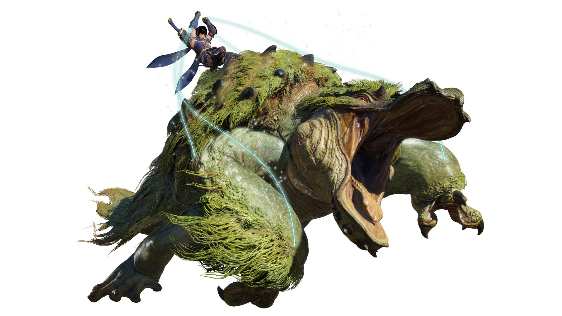 Monster Hunter Rise Render 3
