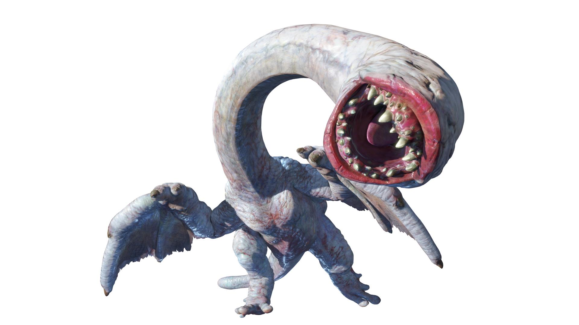 Monster Hunter Rise Render 8