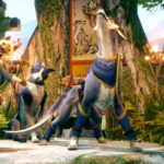 Monster Hunter Rise Screen 2