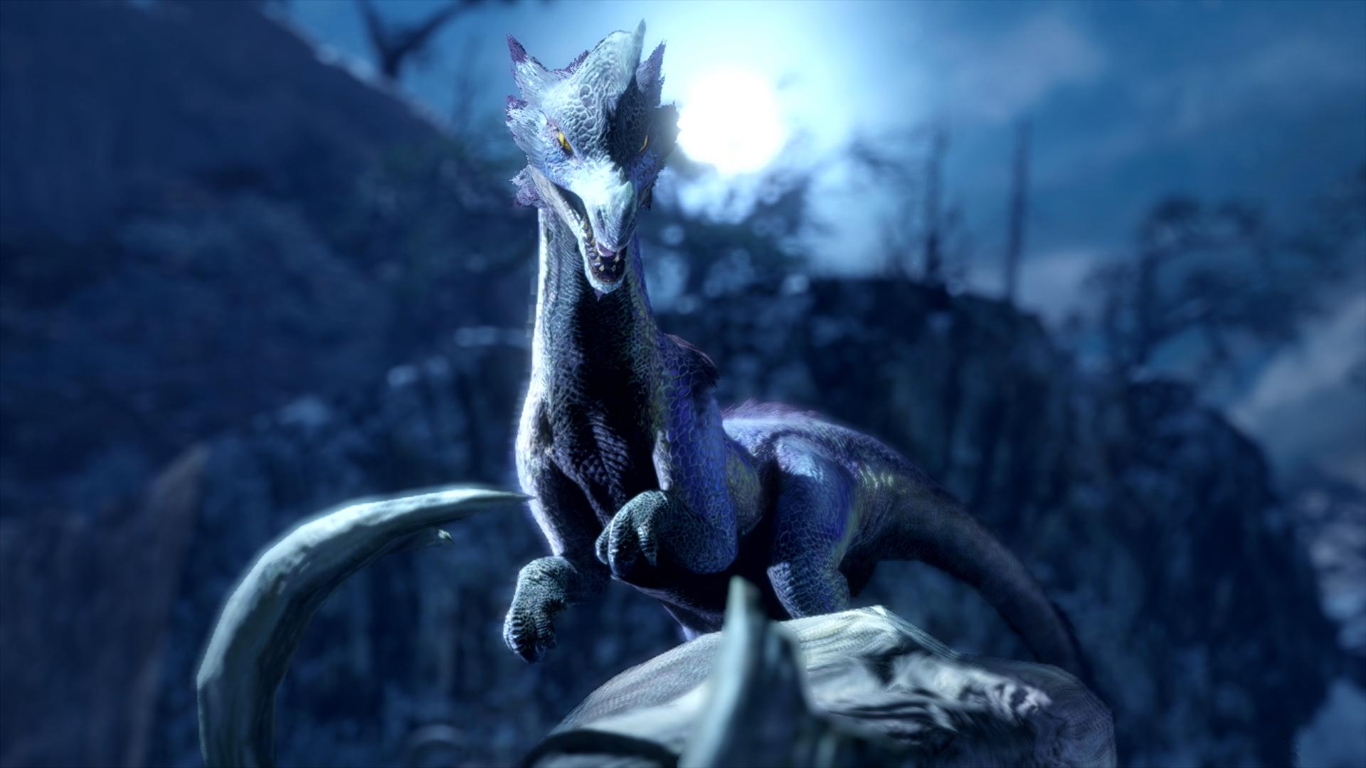 Monster Hunter Rise Screen 7