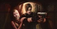Resident Evil 4 Banner