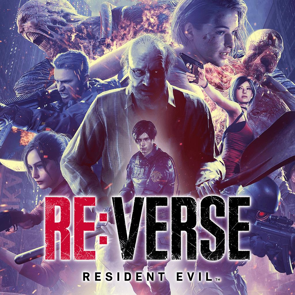 Resident Evil ReVerse Poster