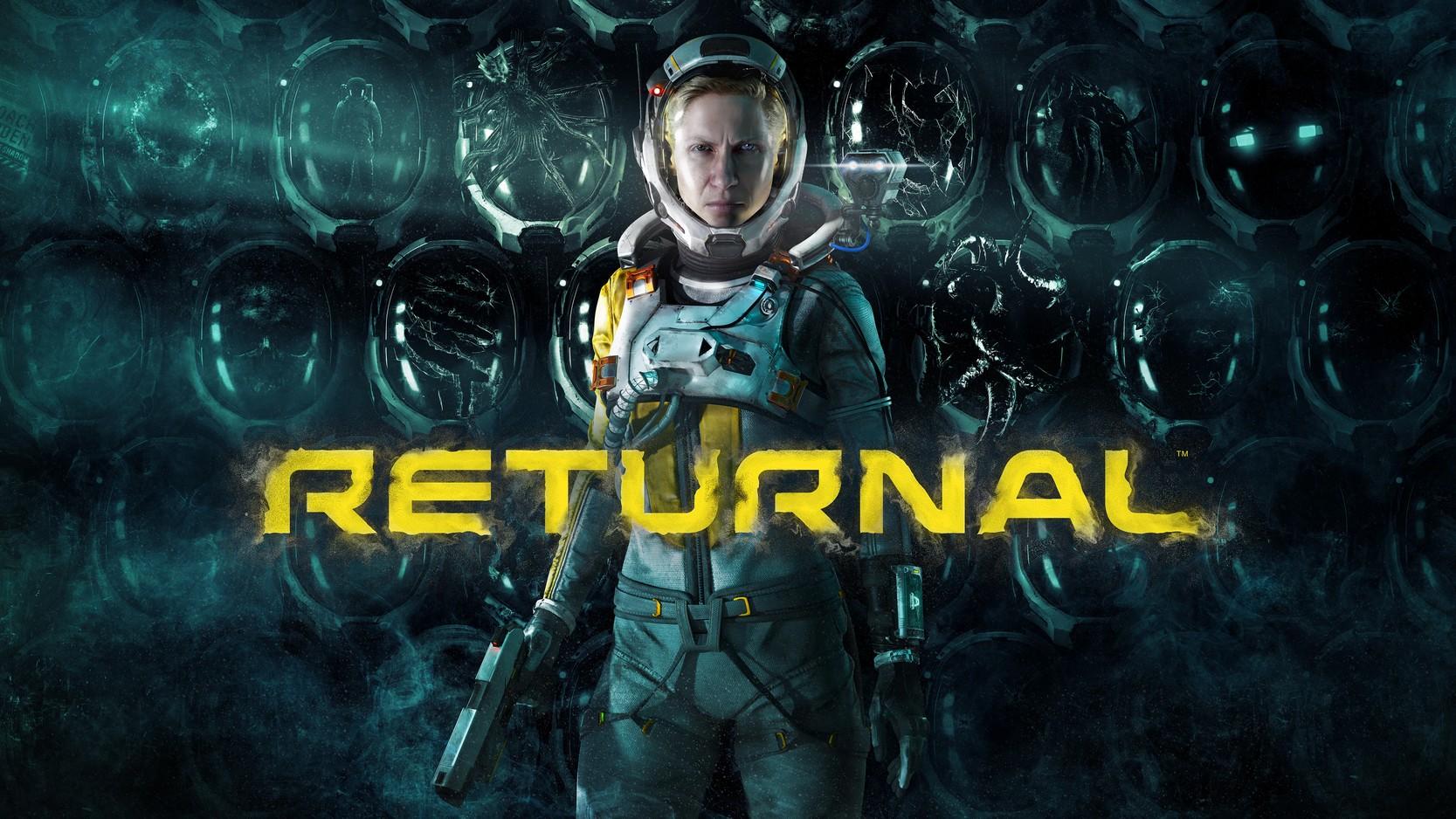 Returnal Key Visual