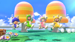 Super Mario 3D World Bowsers Fury Image 1