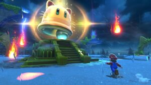 Super Mario 3D World Bowsers Fury Image 2