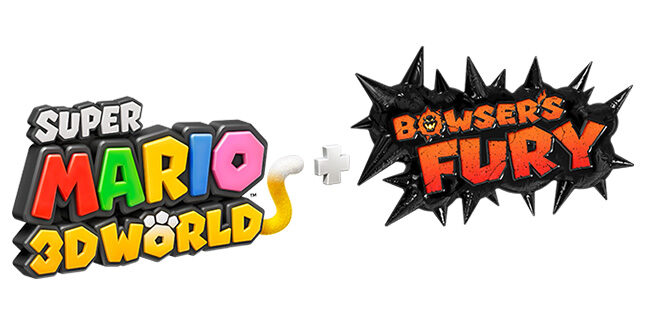 Super Mario 3D World Bowsers Fury Logo