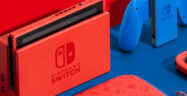 Switch Mario Red & Blue Edition Banner