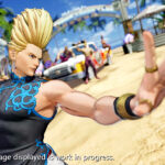 The King of Fighters XV Benimaru Screen 3