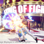 The King of Fighters XV Benimaru Screen 4