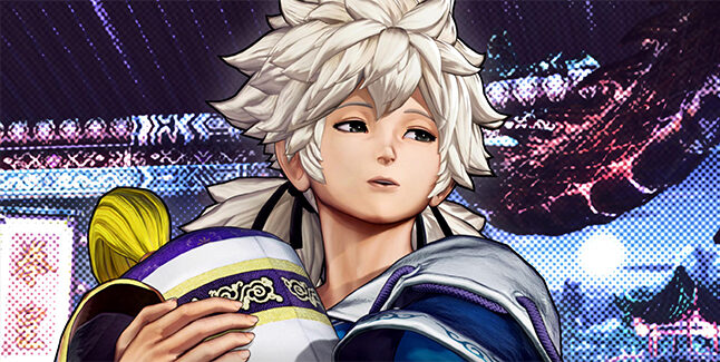 The King of Fighters XV Meitenkun Banner