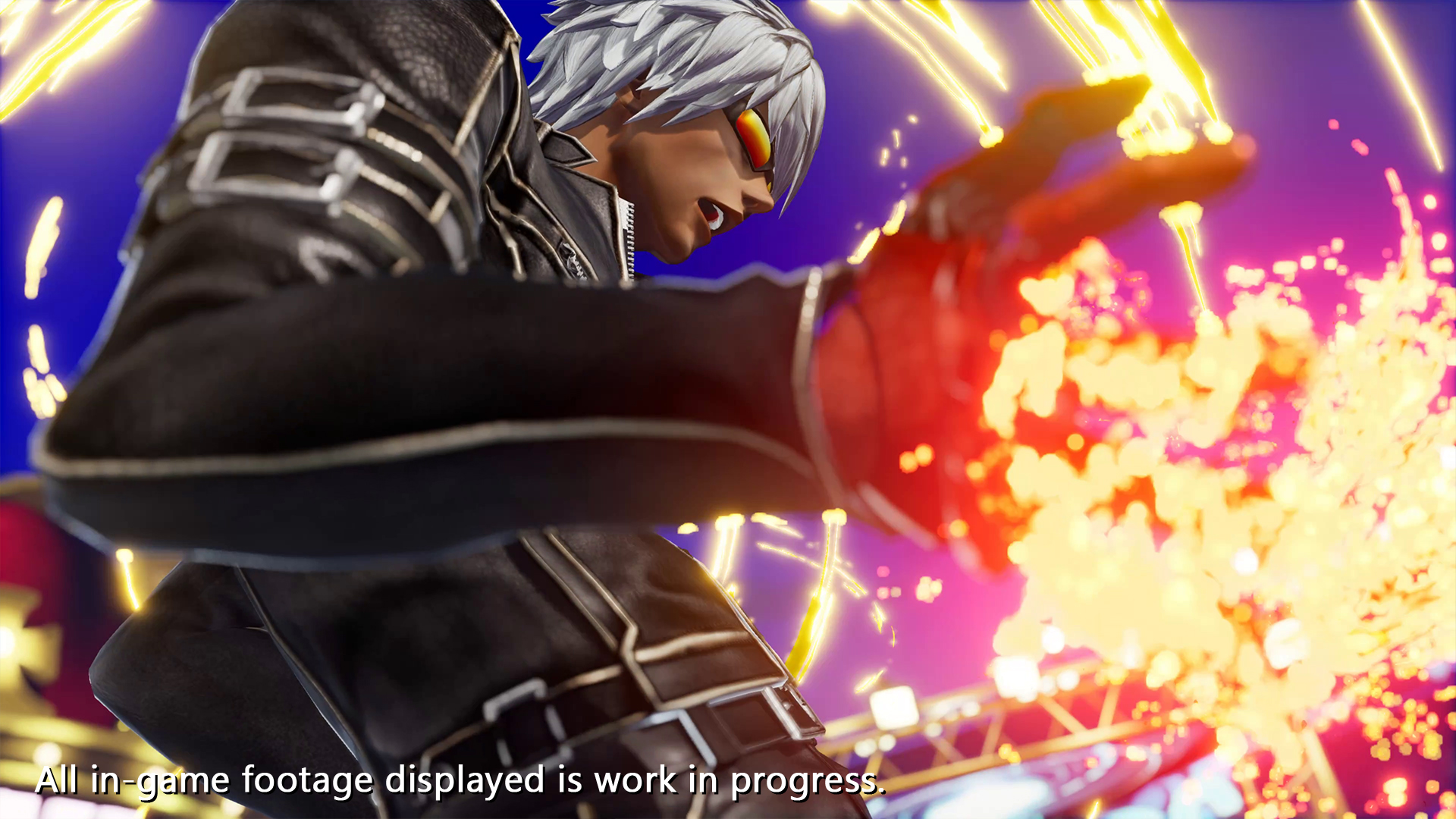 The King of Fighters XV Screen 3