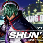 The King of Fighters XV Shun-ei Banner