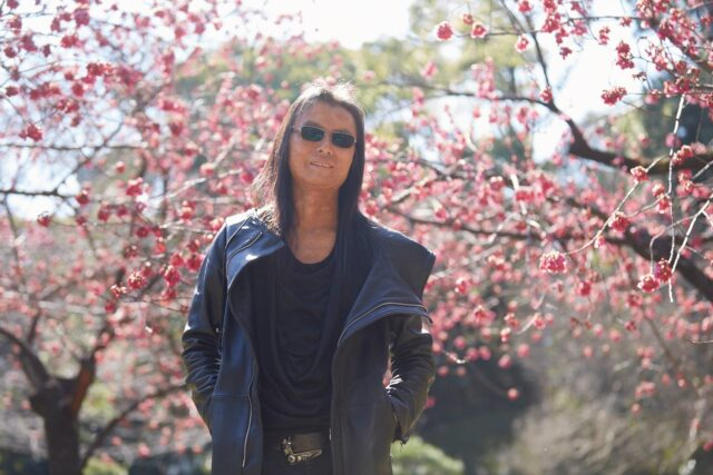 Tomonobu Itagaki Cherry Blossom