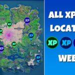 Fortnite Chapter 2 Season 5 Week 8 XP Coins Cheat Sheet