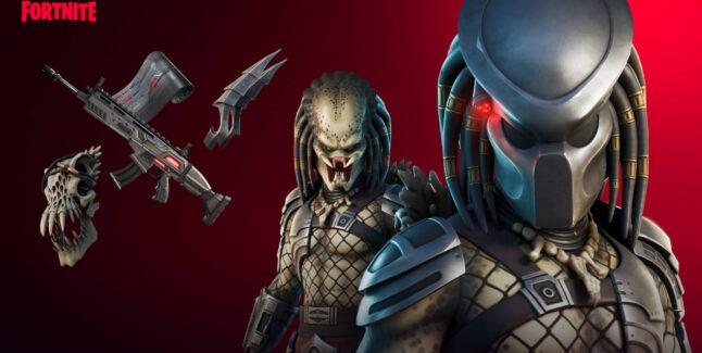 Fortnite Predator Challenges Guide