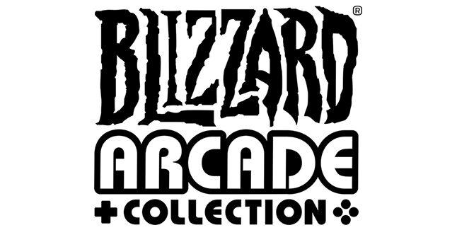Blizzard Arcade Collection Logo