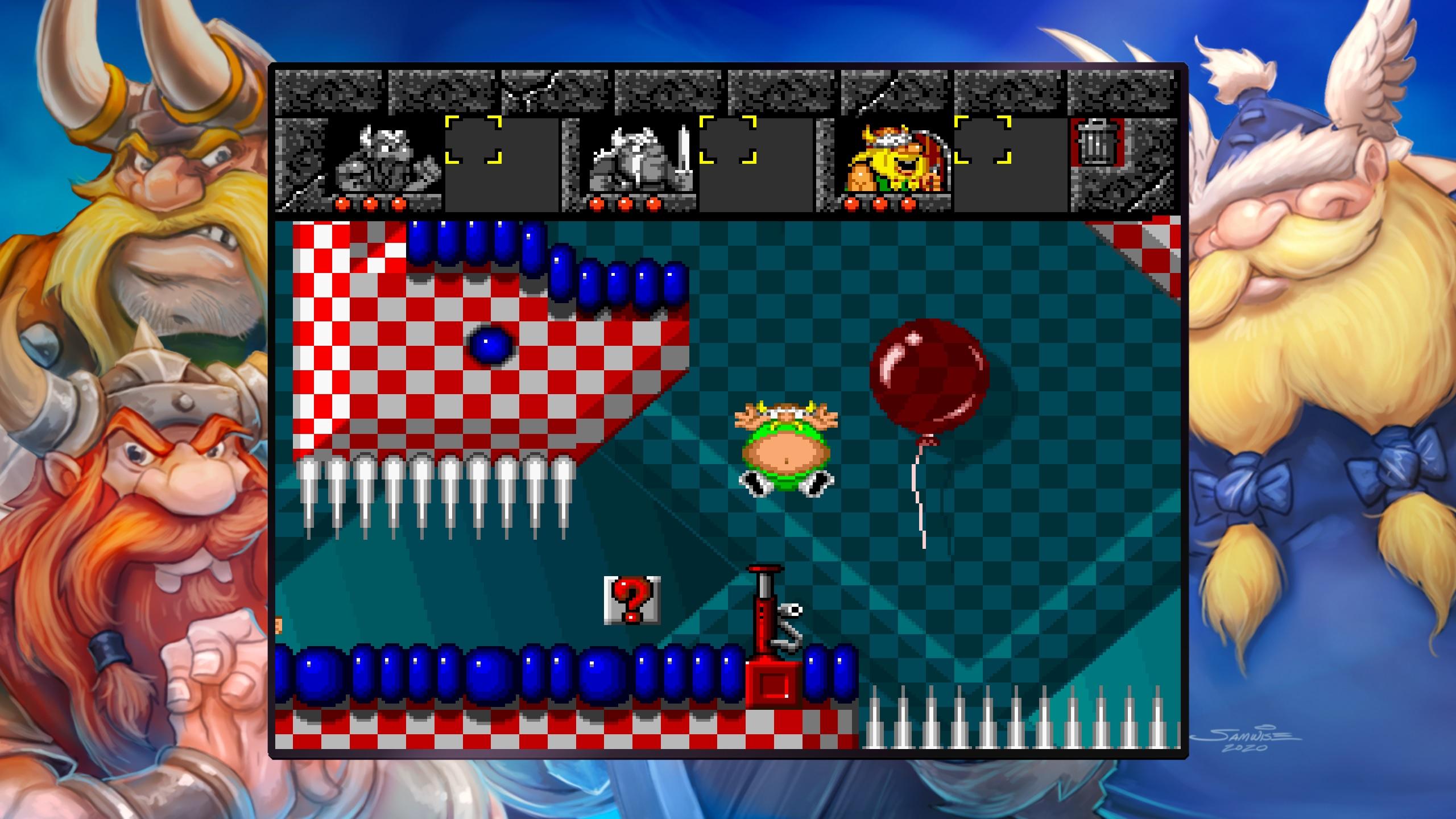 Blizzard Arcade Collection Screen 3