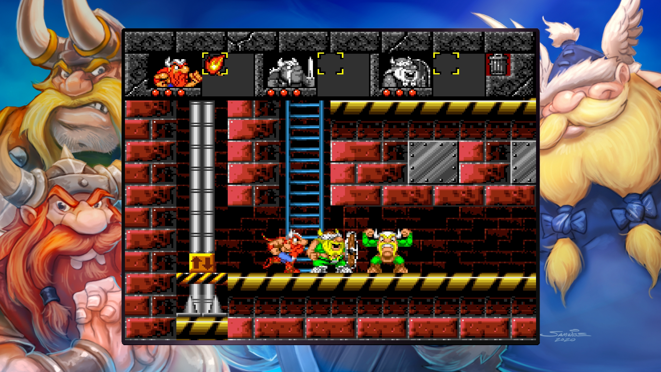 Blizzard Arcade Collection Screen 4