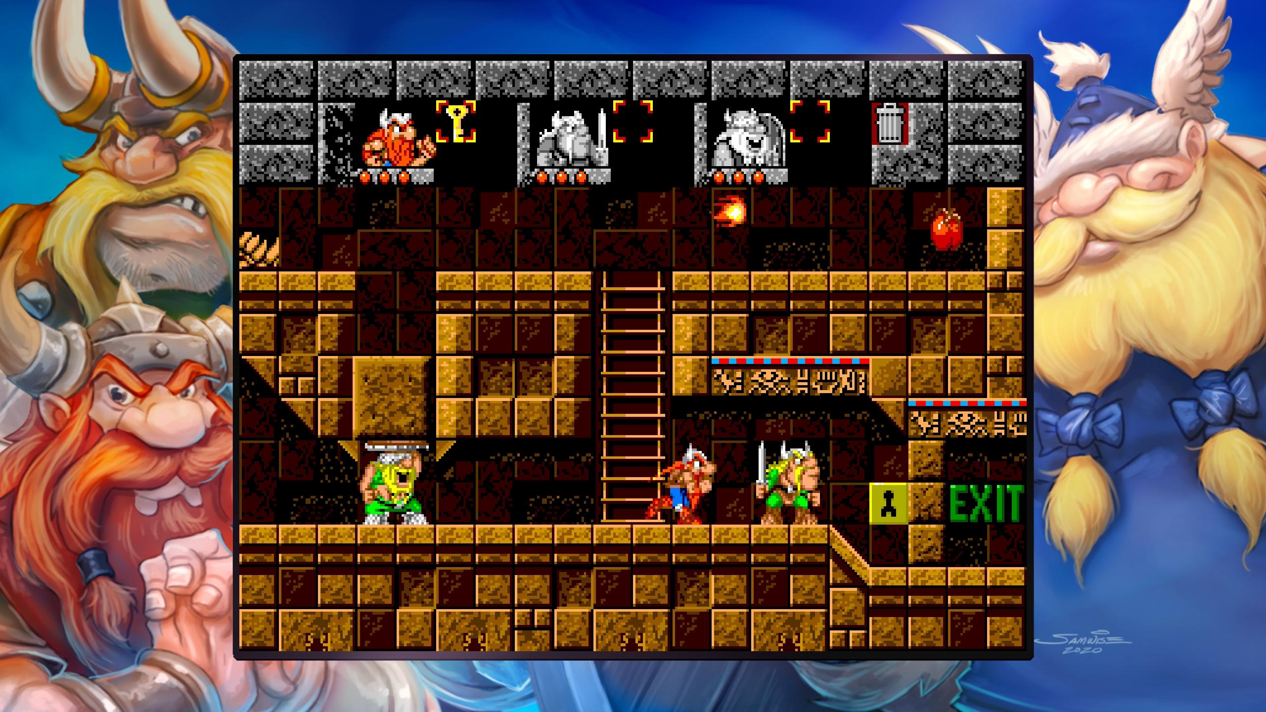 Blizzard Arcade Collection Screen 5