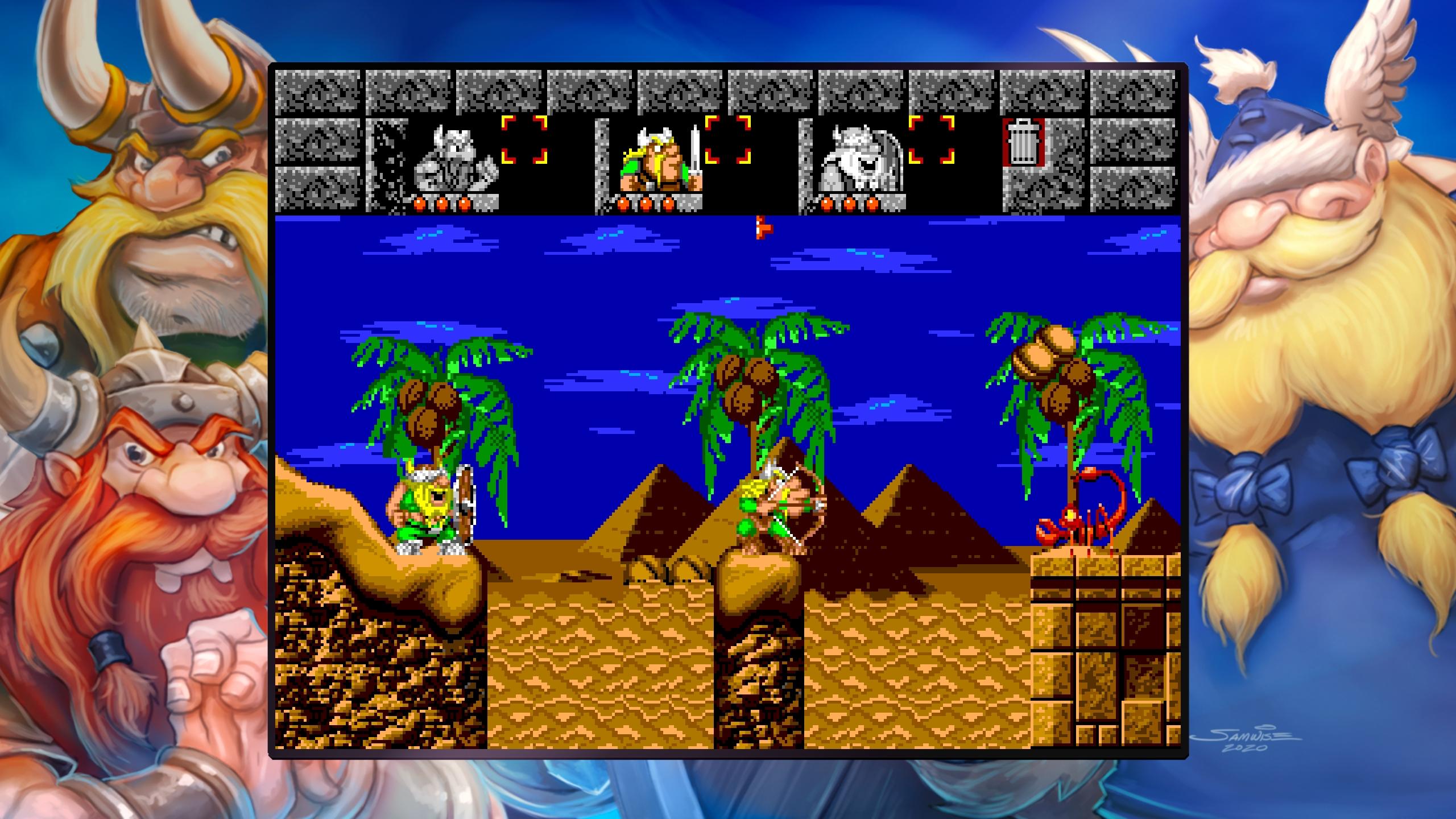 Blizzard Arcade Collection Screen 6