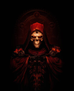 Diablo II Resurrected Key Visual