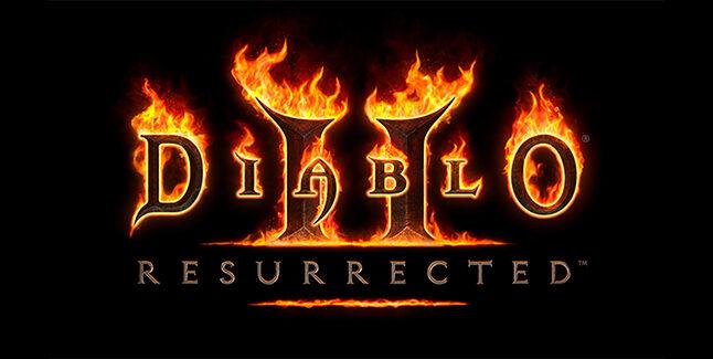 Diablo II Resurrected Logo