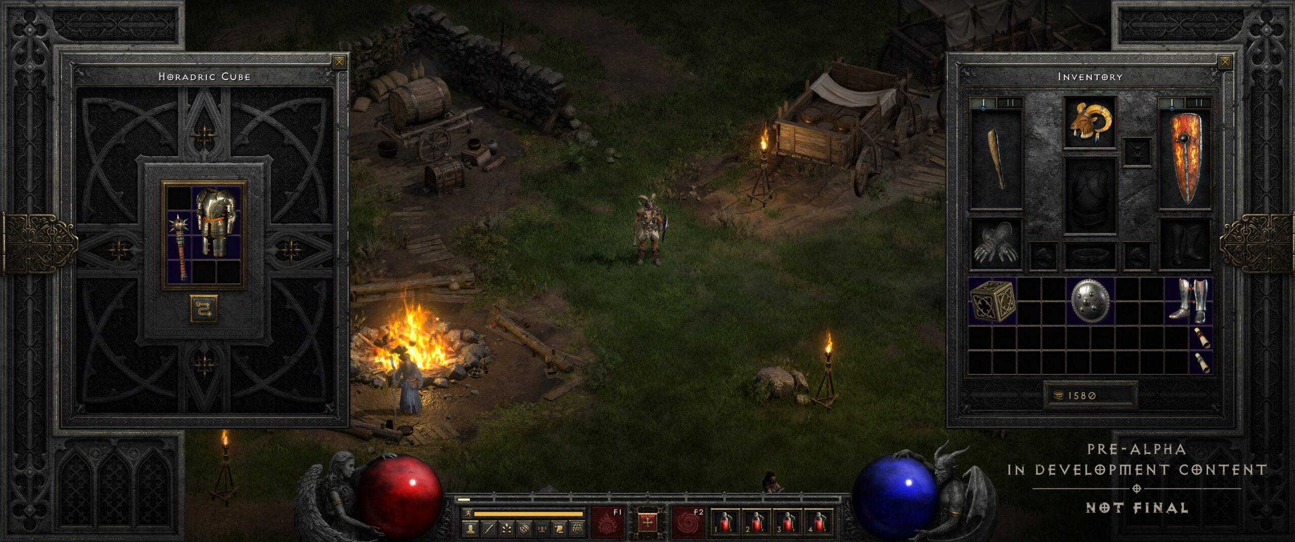 Diablo II Resurrected Screen 14