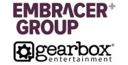 Embracer Group Gearbox Entertainment Logos