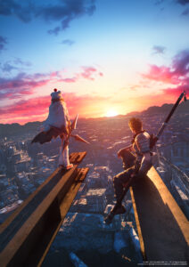 Final Fantasy VII Remake Intergrade Key Visual