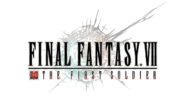 Final Fantasy VII The First Soldier Logo