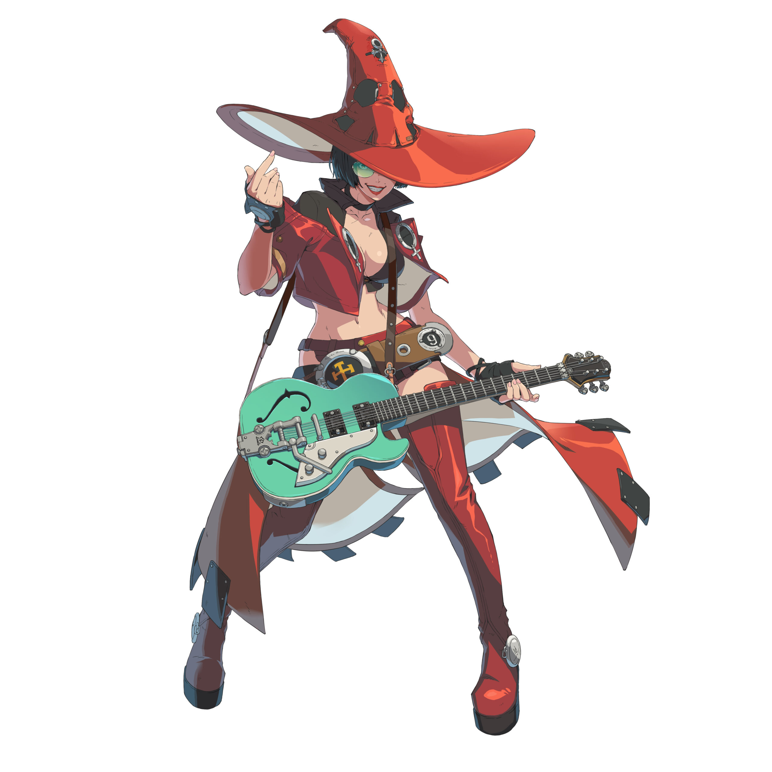 Guilty Gear Strive I-No Rende