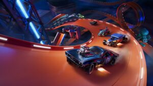 Hot Wheels Unleashed Key Art