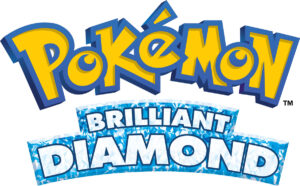 Pokemon Brilliant Diamond Logo