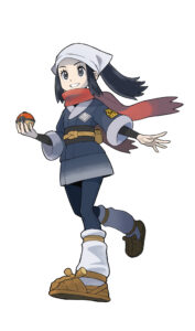Pokemon Legends Arceus Main Character Female