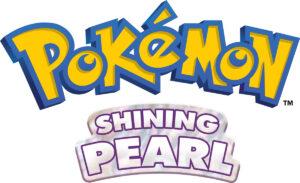 Pokemon Shining Pearl Logo