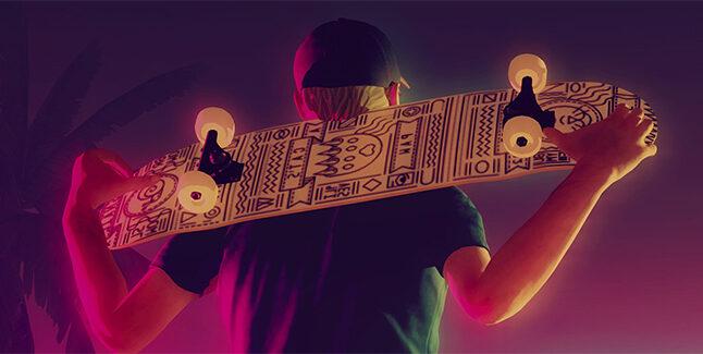 Skate City Banner