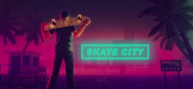 Skate City Miami Visual