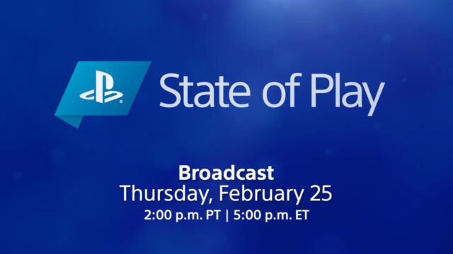 State of Play February 25