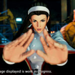 The King of Fighters XV Chizuru Kagura Screen 2