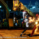 The King of Fighters XV Chizuru Kagura Screen 4
