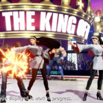 The King of Fighters XV Chizuru Kagura Screen 5