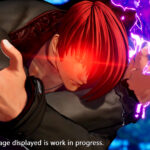 The King of Fighters XV Iori Yagami Screen 1
