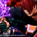 The King of Fighters XV Iori Yagami Screen 3