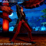 The King of Fighters XV Iori Yagami Screen 5