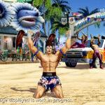 The King of Fighters XV Joe Higashi Screen 5